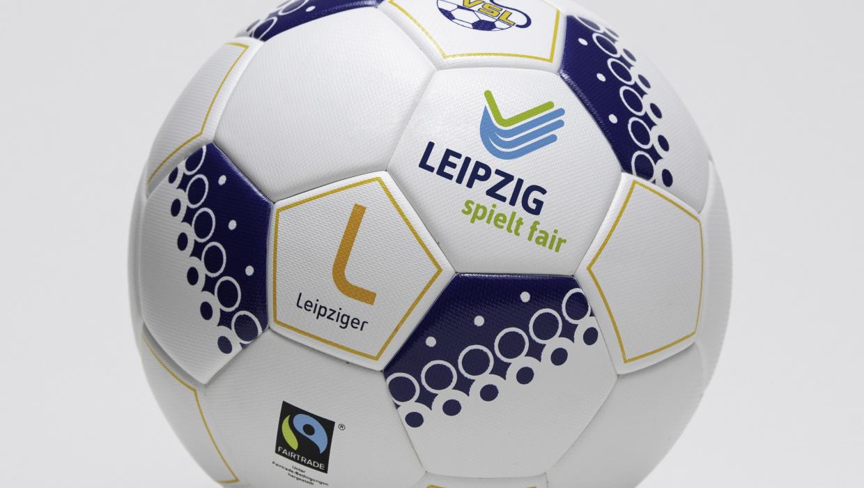 Leipzig spielt fair Ball